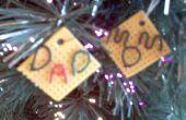 Proto-Board Navidad adornos
