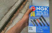 Reemplazar los cables de bujías (Honda Civic 1999 D16Y7)!