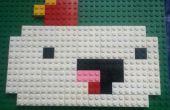 Hacer que el personaje de FEZ de legos