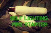 Auto iluminación arrancadores del fuego
