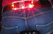 NESblinky - interruptor de intermitente moto controlador de Nintendo