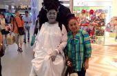 Novia de traje de ilusión de Frankenstein para Halloween