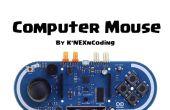 Arduino Esplora ratón