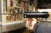 Como hacer un rifle de la máquina - DIY Vortex BBMG
