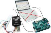 Discovery™ analógico WaveForms™ en Zybo