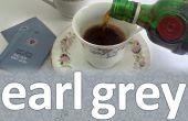 Gris del Earl gin