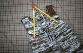 Cómo crear un chaleco del suéter de bolsas de plástico