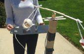 Solar Powered Spinning Ride