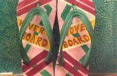 Volver a las zapatillas de hoverboard futuro