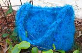 Bolsa azul de sophie