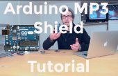Cómo utilizar: barato Arduino Mp3 Shield para hacer Robot hablar