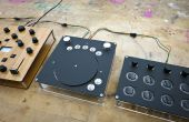 Un marco para la fabricación de reguladores modulares asequible y con estilo (USB a MIDI, HID, o serie)
