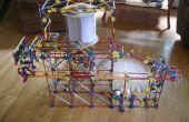 Eolo - máquina de la bola de viento accionado KVG