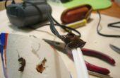 Reparación de cable rápida y sucia