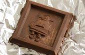 Haciendo Chocolate con impresora 3D
