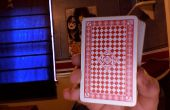 Cómo hacer un fresco y sencillo truco de tarjeta