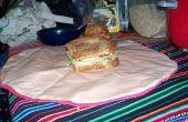 Soporte sandwich reuseable