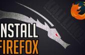 Cómo instalar Firefox en Kali Linux 2.0