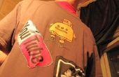 Personalización de camiseta!