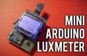 Arduino Mini Lux metro