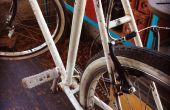 Actualizar su mayores marco de bicicleta con frenos V-BRAKE moderno