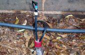 Agua sabia solución de irrigación de raíz y follaje