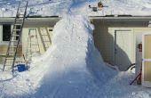 ¿Rampa de nieve gigante