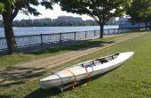 Renovar piel en Kayak de marco