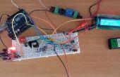 Cargador inteligente para baterías recargables de NiMH de 9V