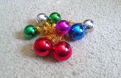 Reciclar una decoración navideña enredado!