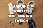 Arduino inalámbrico interruptor de Control de tiempo (433MHz) para múltiples dispositivos