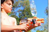 Auto de la pistola de agua Nerf Gun Hack - v1