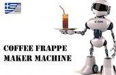 Máquina cafetera Frappe
