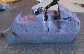 Proyecto de física: Mini Motor eléctrico barco