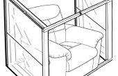 IKEA Hack: Juegos casa Teatro silla Boss