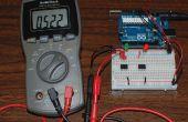 Uso de Control de proceso estadístico para probar el reloj interno Attiny85
