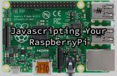 JavaScript su RaspberryPi