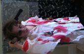 Traje de Zombie de Halloween!