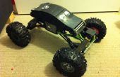 Custom RC Rock Crawler