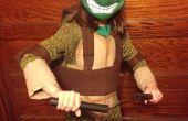 Adolescentes Mutant Ninja tortugas traje (infantil)