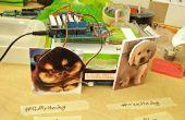 Intel Edison, Twitter API y lindos perros