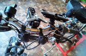 Bicicleta bricolaje VR