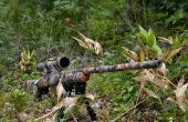 Camuflar el Rifle con una envoltura de vinilo GunSkins