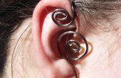Hacer un rápido y fácil de oreja de alambre
