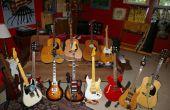 Gestión de cadena de cambios en múltiples guitarras