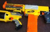 Impresionante Nerf mod: Conecte sus pistolas de Nerf