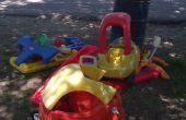 Reparar un 79 Little Tikes niños coche