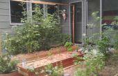 Austin Texas wicking cama planteadas jardín