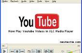 Cómo reproducir vídeos de YouTube directamente en el VLC Player y reducir el tiempo de búfer