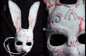 Máscara de conejito de encoladora de BiOSHOCK